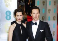 Sophie Hunter, Benedict Cumberbatch - Londra - 08-02-2015 - Benedict Cumberbatch sposo di San Valentino