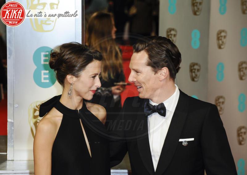 Sophie Hunter, Benedict Cumberbatch - Londra - 08-02-2015 - Dani Alves sposo in segreto, ma quante star come lui!