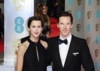 Sophie Hunter, Benedict Cumberbatch - Londra - 08-02-2015 - Fiocco azzurro in casa Cumberbatch-Hunter