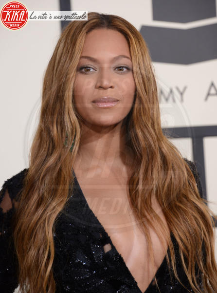 Beyonce Knowles - Los Angeles - 09-02-2015 - Grammy Awards 2015: Madonna alza la gonna