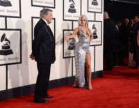 Lady Gaga, Tony Bennett - Los Angeles - 09-02-2015 - Grammy Awards 2015: Madonna alza la gonna