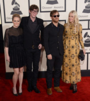 The Black Keys - Los Angeles - 08-02-2015 - Grammy Awards 2015: Madonna alza la gonna