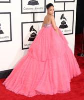 Rihanna - Los Angeles - 08-02-2015 - Grammy Awards 2015: Madonna alza la gonna