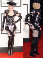 Madonna - 09-02-2015 - Grammy Awards 2015: Vade retro abito!