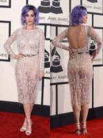 Katy Perry - 09-02-2015 - Grammy Awards 2015: Vade retro abito!