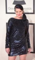 Pauley Perrette - Los Angeles - 08-02-2015 - Grammy Awards 2015: Vade retro abito!