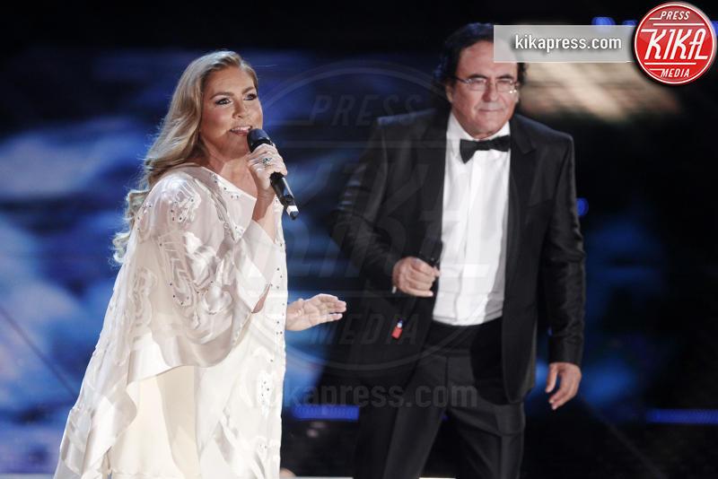 Al Bano, Romina Power - Sanremo - 10-02-2015 - Incendio doloso nella casa di Al Bano a Cellino