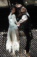 Fabrizio Mainni, Rocio Munoz Morales - Sanremo - 11-02-2015 - Olé! Sanremo ci consegna la nuova Regina di Spagna