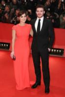 Jenna Coleman, Richard Madden - Berlino - 13-02-2015 - Dustin Hoffman presto in tv in Medici: Masters of Florence
