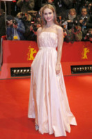 Lily James - Munich - 13-02-2015 - Lily James: i look da fiaba della nuova Cenerentola