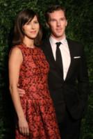 Sophie Hunter, Benedict Cumberbatch - Londra - 30-11-2014 - Benedict Cumberbatch sposo di San Valentino