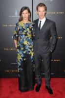 Sophie Hunter, Benedict Cumberbatch - New York - 17-11-2014 - Benedict Cumberbatch sposo di San Valentino