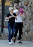 Rose Dauriac, Romain Dauriac, Scarlett Johansson - Los Angeles - 14-02-2015 - Scarlett Johansson e Romain Dauriac hanno divorziato