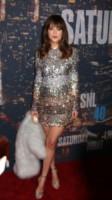 Dakota Johnson - New York - 15-02-2015 - Il Saturday Night Live festeggia i 40 anni