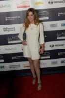 Elisabetta Pellini - Hollywood - 16-02-2015 - Non solo LBD: oggi il tubino è anche bianco!