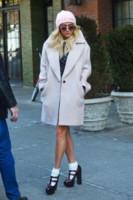 Kesha - New York - 16-02-2015 - Il ritorno del calzino: chic or choc?