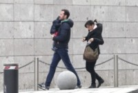 Eugenio Zoffili, Giulia Martinelli - 17-02-2015 - Eugenio Zoffili: la serpe in seno a Matteo Salvini