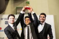 Il volo - Sanremo - 15-02-2015 - Il Volo pronto per il Brasile e per il nuovo forum