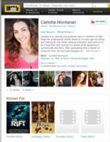 Carlotta Montanari - 18-02-2015 - Carlotta Montanari conquista Hollywood