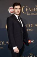 Richard Madden - Milano - 18-02-2015 - Dustin Hoffman presto in tv in Medici: Masters of Florence