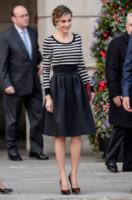 Regina Letizia Ortiz di Spagna - Madrid - 19-02-2015 - Arriva la primavera e sbarcano le marinarette