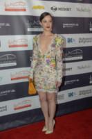 Marta Gastini - Hollywood - 20-02-2015 - Le celebrity? Sul red carpet e fuori sono regine di... fiori!