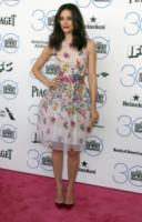 Emmy Rossum - Los Angeles - 21-02-2015 - Chi lo indossa meglio: Emmy Rossum o Jessica Capshaw?