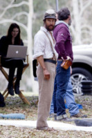Matthew McConaughey - New Orleans - 21-02-2015 - Matthew McConaughey in versione crocerossino…d'epoca