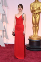 Dakota Johnson - Hollywood - 23-02-2015 - Oscar 2015: le più eleganti sul red carpet