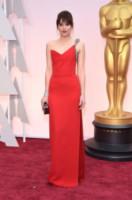 Dakota Johnson - Hollywood - 23-02-2015 - Vuoi essere vincente? Vestiti di rosso