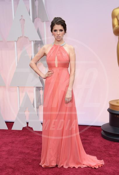 Anna Kendrick - Hollywood - 22-02-2015 - Oscar 2015: le più eleganti sul red carpet