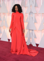 Solange Knowles - Hollywood - 22-02-2015 - Oscar 2015: quanti passi falsi sul red carpet!