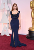 Jessica Chastain - Hollywood - 22-02-2015 - Oscar 2015: le più eleganti sul red carpet