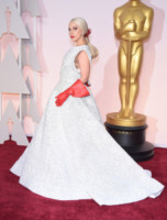 Lady Gaga - Hollywood - 22-02-2015 - Oscar 2015: quanti passi falsi sul red carpet!