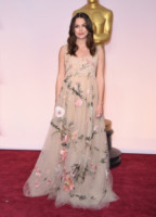 Keira Knightley - Hollywood - 22-02-2015 - Oscar 2015: le più eleganti sul red carpet