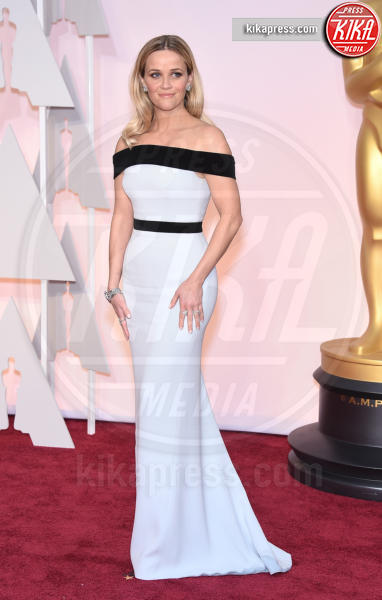 Reese Witherspoon - Hollywood - 22-02-2015 - Oscar 2015: le più eleganti sul red carpet