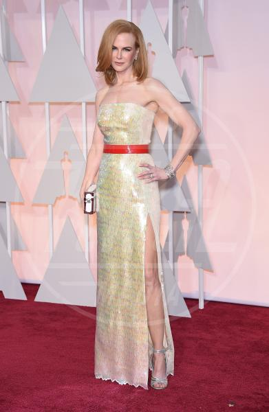 Nicole Kidman - Hollywood - 22-02-2015 - Oscar 2015: le più eleganti sul red carpet