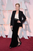 Meryl Streep - Hollywood - 22-02-2015 - Oscar 2015: il red carpet si fa sexy!