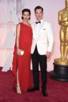 Sophie Hunter, Benedict Cumberbatch - Hollywood - 22-02-2015 - Fiocco azzurro in casa Cumberbatch-Hunter