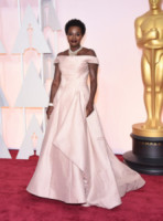 Viola Davis - Hollywood - 22-02-2015 - Oscar 2015: le più eleganti sul red carpet