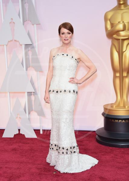 Julianne Moore - Hollywood - 22-02-2015 - Oscar 2015: le più eleganti sul red carpet
