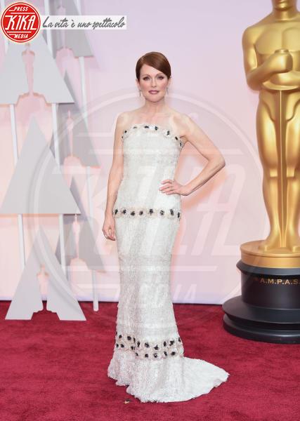 Julianne Moore - Hollywood - 22-02-2015 - Oscar 2015: le più eleganti sul red carpet