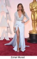Chrissy Teigen - Hollywood - 22-02-2015 - Oscar 2015: tutti gli stilisti sul red carpet