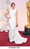 Marion Cotillard - Hollywood - 22-02-2015 - Oscar 2015: tutti gli stilisti sul red carpet