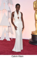 Lupita Nyong'o - Hollywood - 22-02-2015 - Oscar 2015: tutti gli stilisti sul red carpet
