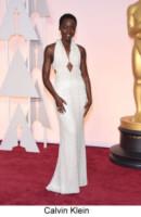 Lupita Nyong'o - Hollywood - 22-02-2015 - Oscar 2015: tutti gli stilisti sul red carpet