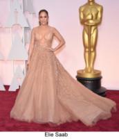 Jennifer Lopez - Hollywood - 22-02-2015 - Oscar 2015: tutti gli stilisti sul red carpet