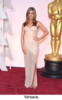 Jennifer Aniston - Hollywood - 22-02-2015 - Oscar 2015: tutti gli stilisti sul red carpet