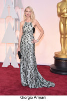 Naomi Watts - Hollywood - 22-02-2015 - Oscar 2015: tutti gli stilisti sul red carpet