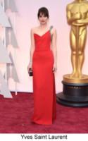 Dakota Johnson - Hollywood - 22-02-2015 - Oscar 2015: tutti gli stilisti sul red carpet